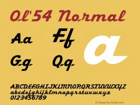 Ol'54