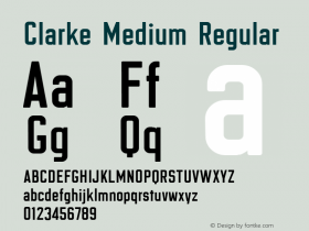 Clarke Medium