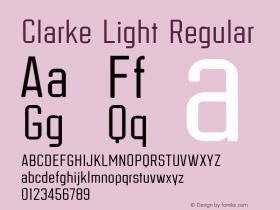 Clarke Light