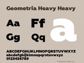 Geometria Heavy