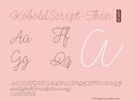 KoboldScript-Thin