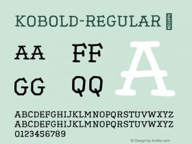Kobold-Regular
