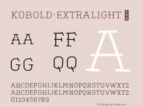 Kobold-Extralight
