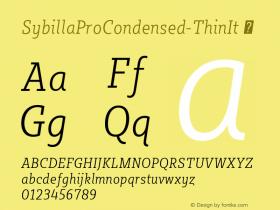 SybillaProCondensed-ThinIt