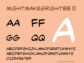 MightMakesRightBB