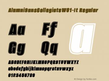 AlumniSansCollegiate-It