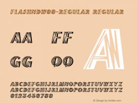 FlashND-Regular