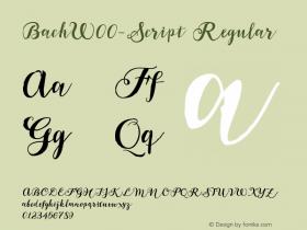 Bach-Script