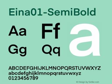 Eina01-SemiBold