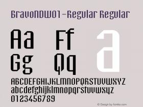 BravoND-Regular