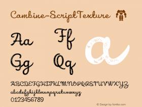Combine-ScriptTexture