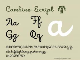 Combine-Script