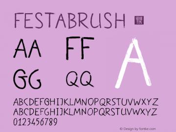 FestaBrush