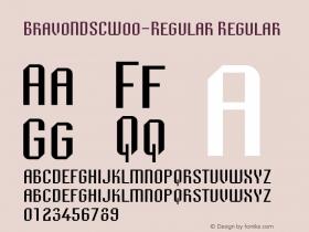 BravoNDSC-Regular