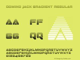 Domino Jack Gradient