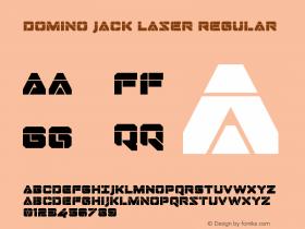Domino Jack Laser