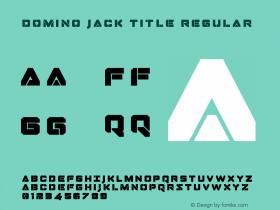 Domino Jack Title