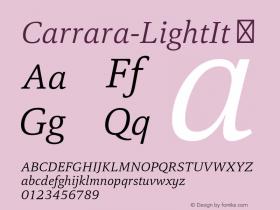 Carrara-LightIt