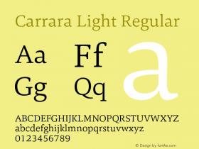Carrara Light