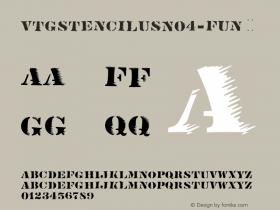 VtgStencilUSNo4-Fun