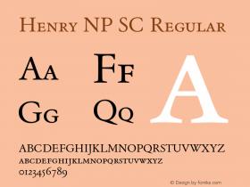 Henry NP SC