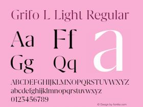 Grifo L Light
