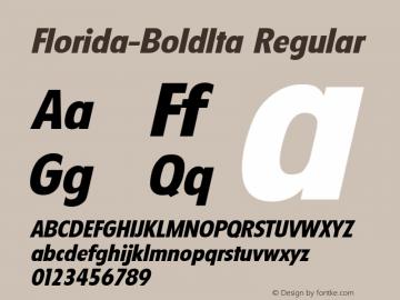 Florida-BoldIta