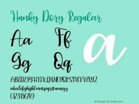 Hunky Dory