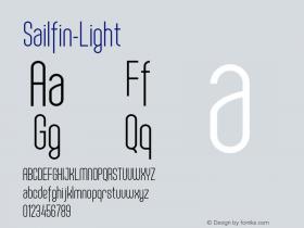 Sailfin-Light