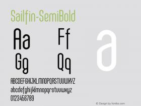 Sailfin-SemiBold