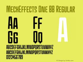 MechEffects One BB