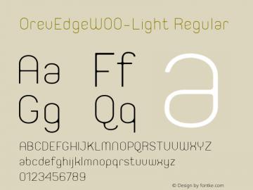 OrevEdge-Light