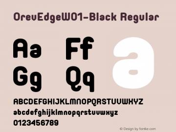 OrevEdge-Black