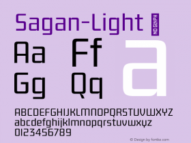 Sagan-Light