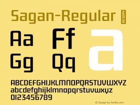 Sagan-Regular