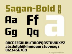 Sagan-Bold