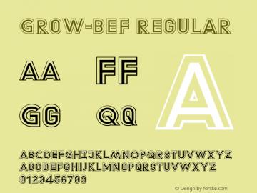 Grow-BEF