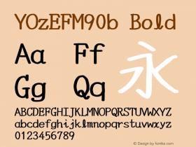 YOzEFM90b