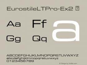 EurostileLTPro-Ex2