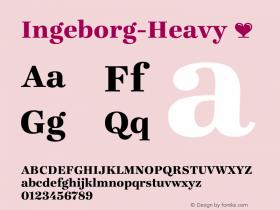 Ingeborg-Heavy