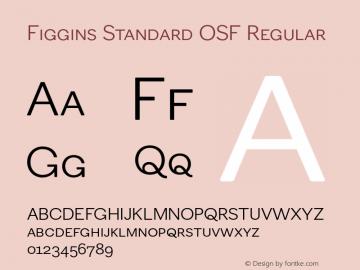 Figgins Standard OSF