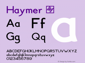 Haymer