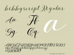 bebbyscript