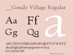 Goudy Village