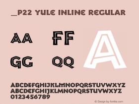 P22 Yule Inline