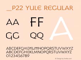 P22 Yule