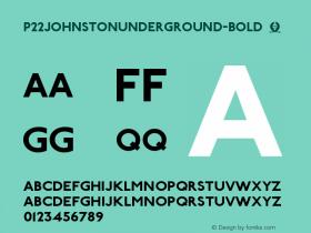P22JohnstonUnderground-Bold