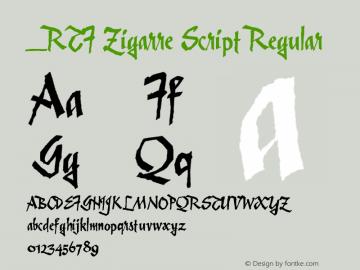 RTF Zigarre Script