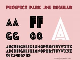 Prospect Park JNL