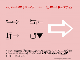 Wingdings 3